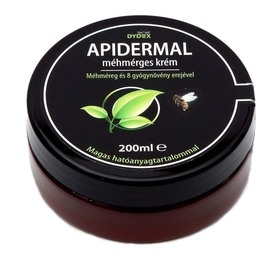 Krem z jadem pszczelim APIDERMAL – 200ml