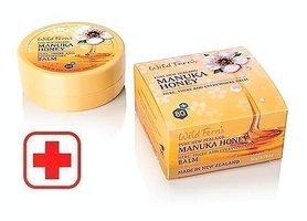 Balsam pierwszej pomocy z miodem MANUKA - 100%nat