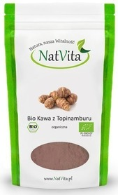 Bio Kawa z Topinamburu z Korzeniem Mniszka 500g