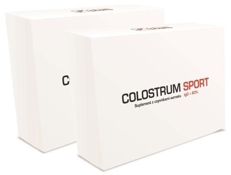 GENOSCOPE Colostrum SPORT 120 TAB 60%lgG odporność (1)