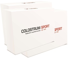 GENOSCOPE Colostrum SPORT 180 TAB 60%lgG odporność