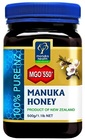 Miód Manuka MGO® 550+ 500g Manuka Health New Zealand Limited