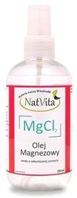 NatVita Olej Magnezowy Oliwa Magnezowa 250ml MgCl2