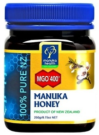 Miód Manuka MGO® 400+ 250g Manuka Health New Zealand Limited
