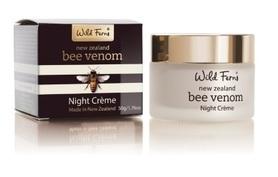 Krem na noc WILD FERNS Bee Venom
