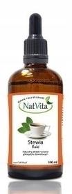 NatVita Stewia Stevia w płynie 100ml