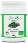 NatVita Chlorella BIO tabletki 500mg 1000tab. 500g