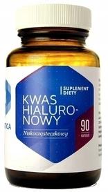 Hepatica Kwas Hialuronowy Niskocząsteczkowy 90kaps