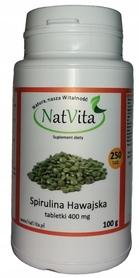 NatVita Spirulina Hawajska PACIFICA 250 tabletek