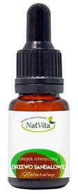 NatVita Naturalny Olejek z Drzewa Sandałowego 10ml