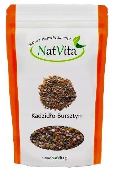 NatVita Bursztyn kadzidło żywiczne 100g