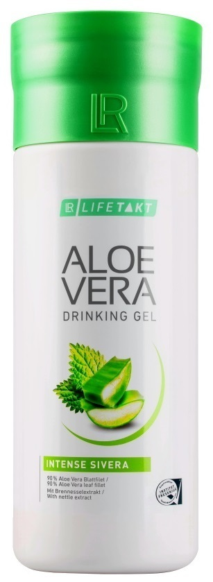 LR LIFETAKT Aloe Vera Drinking Gel Intense Sivera 1000ml