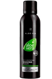 LR ALOE VIA Aloe Vera Pianka do golenia 200ml