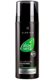 LR ALOE VIA Aloe Vera Łagodzący żel do golenia 150ml
