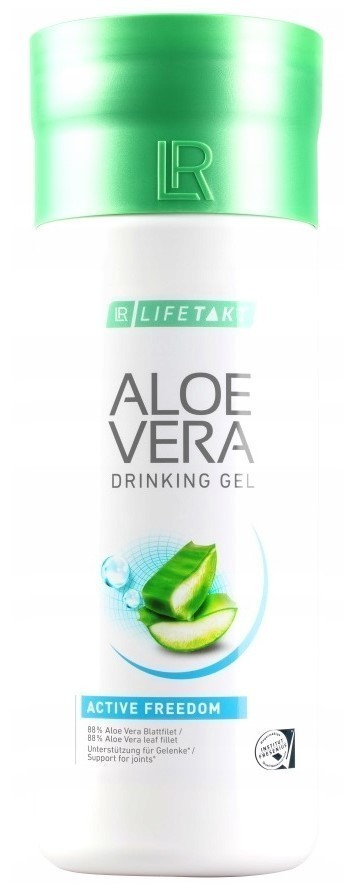 LR LIFETAKT Aloe Vera Drinking Gel FREEDOM 1000ml