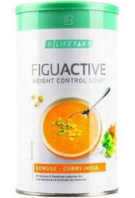 LR LIFETAKT FIGU ACTIVE zupa warzywna z curry 500g