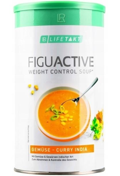 LR LIFETAKT FIGU ACTIVE zupa warzywna z curry 500g