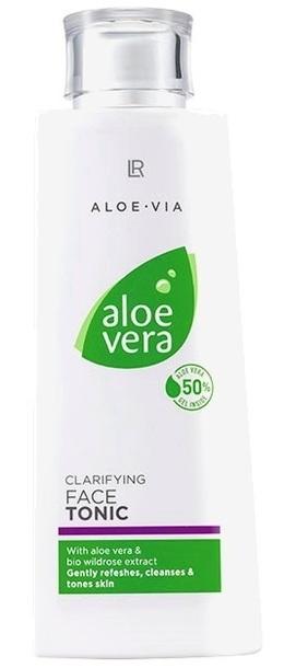 LR ALOE VIA Aloe Vera Oczyszczający tonik do twarzy 200ml