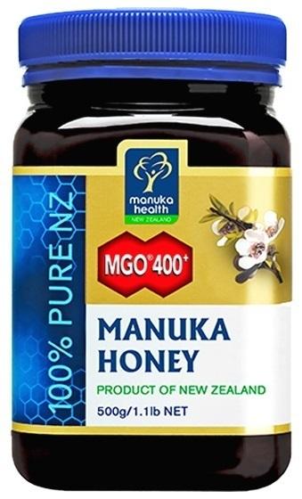 Miód Manuka MGO® 400+ 500g Manuka Health New Zealand Limited  (1)