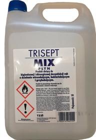 Trisept Mix preparat do higienicznej i chirurgicznej dezynfekcji rąk 5L