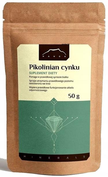 NANGA Pikolinian cynku 50g (1)