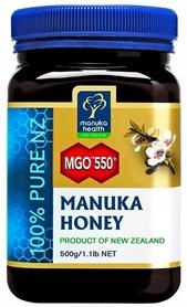 MIÓD MANUKA Health MGO 550+