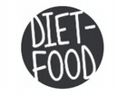 LOGO DIET-FOOD