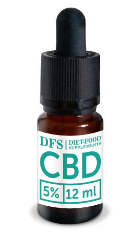 CBD 5% FULL SPECTRUM 12ml DFS
