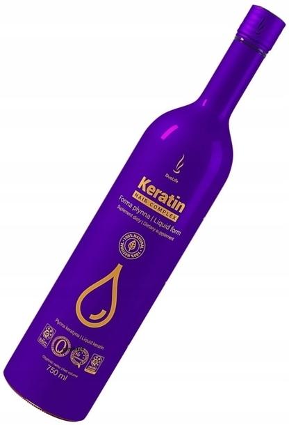 DuoLife Płynna Keratyna Keratin Hair Complex 750ml (1)